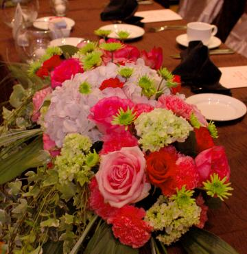 Unique table centerpieces for your event can make a huge impact!